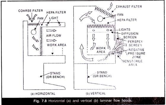 Laminar Flow Hood Cellculture